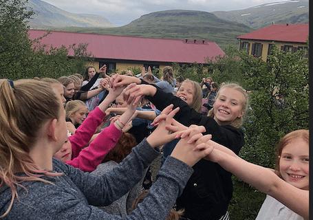 5. dagur í 3. flokki Vindáshlíð